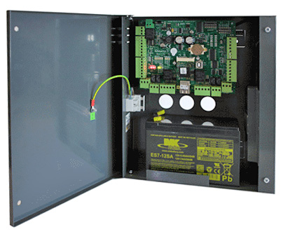 Access Control Cabinet