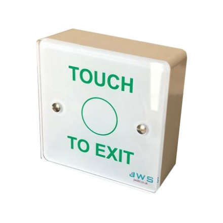 Exit Button Touch Sensor 'Touch To Exit'