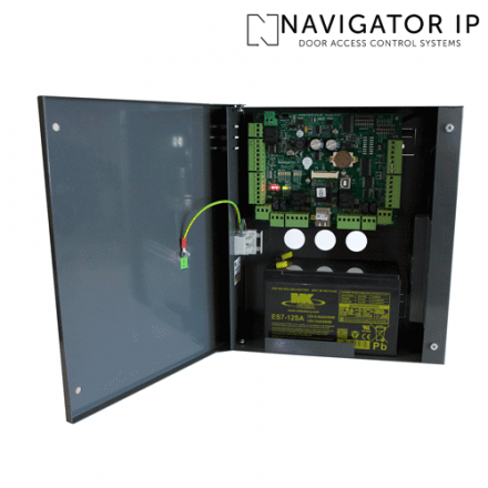 Access Control Door Entry System - Navigator IP LAN
