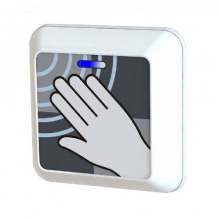 Hotron Clearwave Touch Free Activation Switch