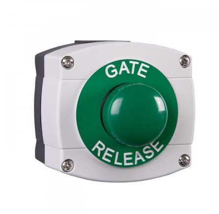 Weather Proof IP66 rated Gate Release Button