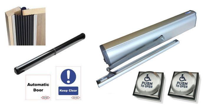 Automatic Door Opener kit EN16005-KIT-900-1 DWSR102U  sc 1 st  JWS Access Control \u0026 Automatic Door Equipment & Auto Door Kit Access Control \u0026 Automatic Door Equipment