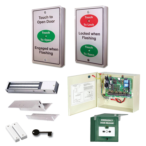 Asta 201 Roll Up Door Automatic Door Opener Handicap