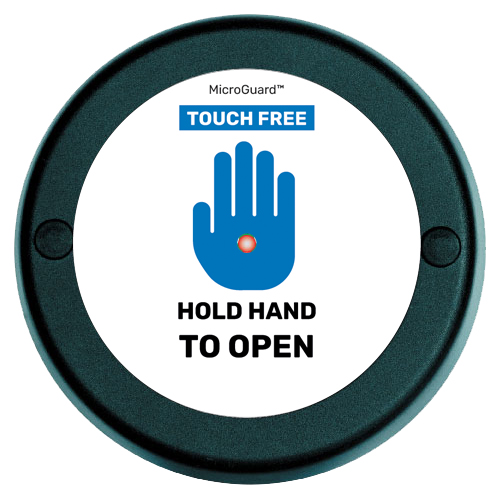 Touch Free Hand Sensor with MicroGuard™ Anti-Microbial Coating