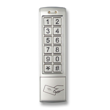 RFID Proximity Access Control with Keypad DG160