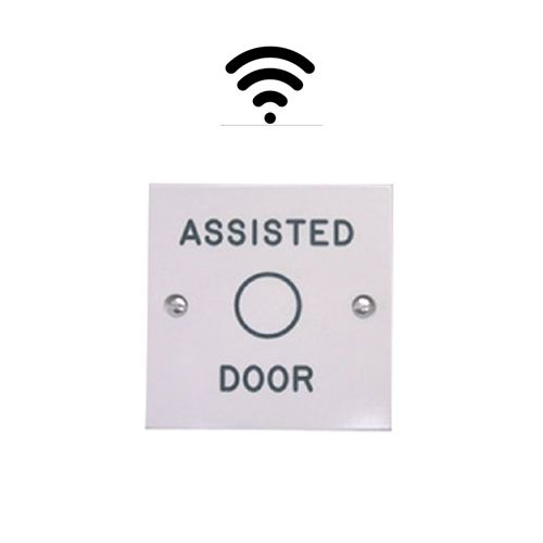 Wireless Exit Button Touch Sensor 'Assisted Door'