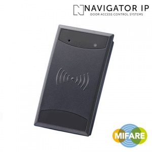 Mifare 13.56 MHz Access Control Proximity Reader for Navigator IP