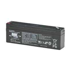 SEALED LEAD-ACID BATTERY 12V 2.3AH 67 X 35 X 178MM