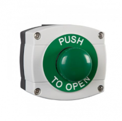 Weather Proof IP66 rated Push To Open Button