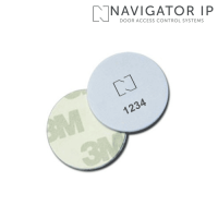 Access Control Door Entry System Proximity Discs for Navigator IP