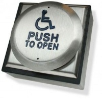 Automatic Door Push Pad with Wheelchair (WC/PTO)