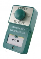 Break Glass Exit Button Call Point Emergency Door Release - RGL