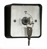 Keyswitch Momentary Access Control Entry Systems