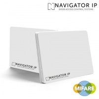 Mifare 13.56 MHz Proximity RFID Cards for Navigator IP